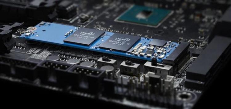 英特爾推出硬碟快取用Optane磁碟  大幅度提升PC效能